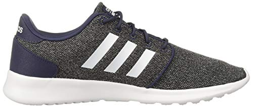 Black Blue Shoe Racer Cloudfoam Trace QT Running adidas Women's White pH1wzqz