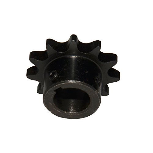 (KOVPT # 40 Roller Chain Sprocket 13 Teeth B Hub Type Bore 0.75 Inch Pitch 1/2