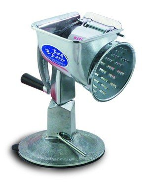 Vollrath (6003) Suction Cup Base King Kutter Food Processor w/ Cone Numbers 1, 2 & 4 by Vollrath