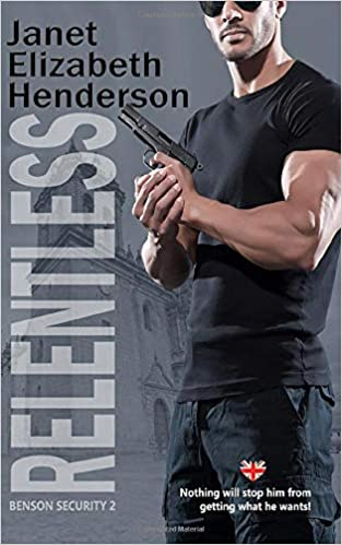 Relentless (Benson Security) (9781074449438 ... - Amazon.com