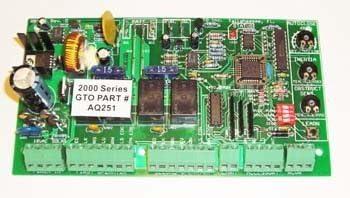 Replacement Control Board GTO AQ251 Circuit Control Board Gate ...