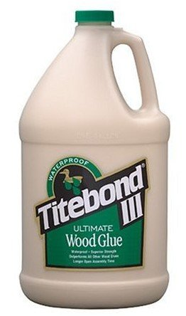 Titebond 1416 III Ultimate Wood Glue, 1-Gallon (4-(Pack)) by Titebond (Image #1)