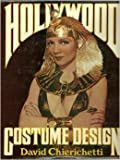 img - for Hollywood Costume Design Hardcover - 1976 book / textbook / text book