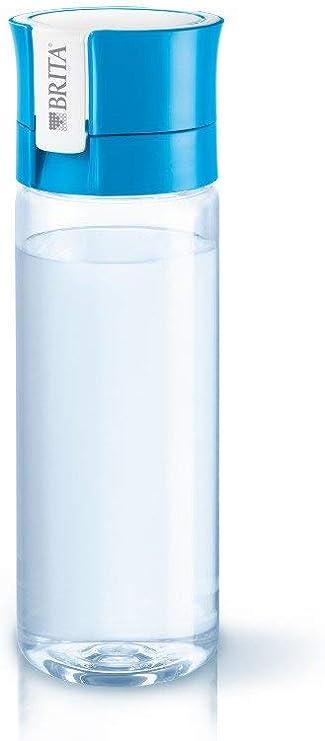 Brita Fill /& Go Vital de filtration d/'eau bouteille 0.6 L 1 microdisc Filtre-Violet