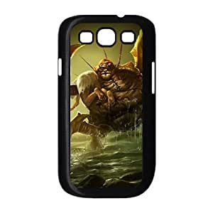 Samsung Galaxy S3 9300 Cell Phone Case Black League of Legends Giant Enemy Crabgot JU3440383
