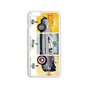 Bach car future Cell Phone Case for Iphone 6