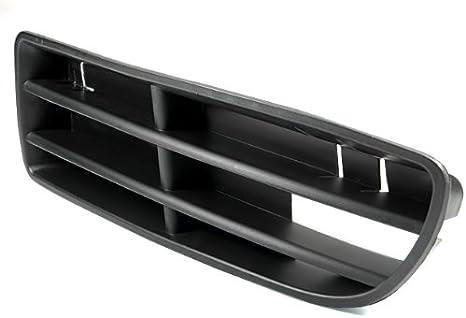 Front Pair Left /& Right Lower Insert Vent Grille Grill for Volkswagen VW Jetta Bora Mark Mk 4 99-04 1999 2000 2001 2002 2003 2004 Part Number # 1J5 853 666 C # 1J5 853 665 Black Brand NEW On Sale