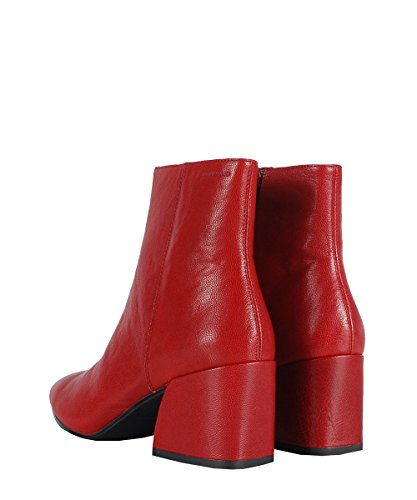 design di qualità 31632 111a9 Vagabond Olivia Boots Red - Stivaletti da Donna Rossi in ...