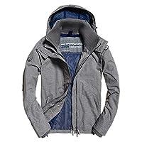 Ebay.com deals on Superdry Tech Hood Pop Zip SD-Windcheater Jacket