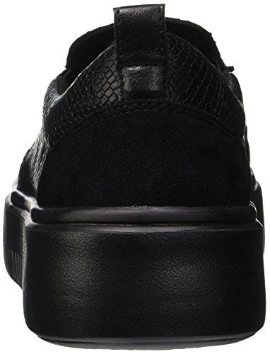 Ginnastica Nhenbus B C9999 Scarpe D Geox Black Nero da Basse Donna RP1qX5nA