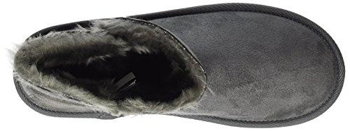 Grey Arricciati Dk 374 252 Donna Grigio 266 Stivali Canadians x0tvC