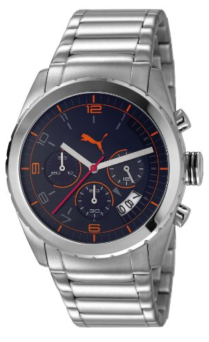 Puma PU103182005 Cycle Metal Chronograph Watch