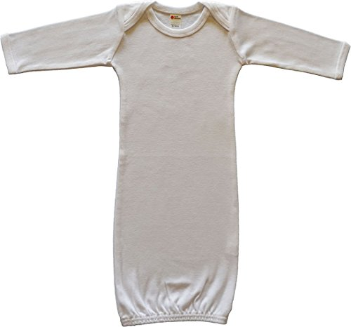 Earth Elements Baby Long Sleeve Gown