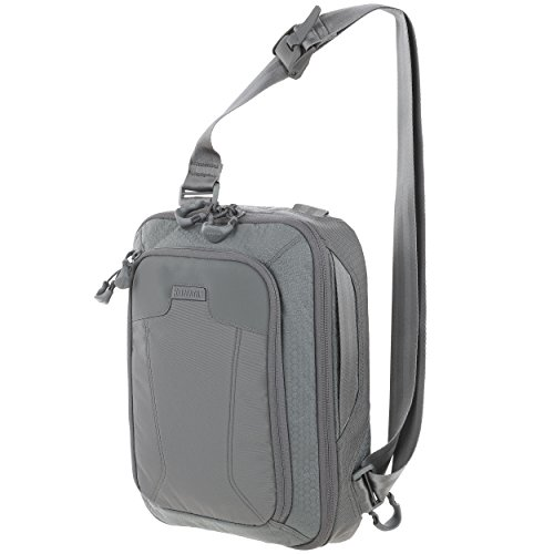 Maxpedition Mini Valence Tech Sling Pack 7L Gray by Maxpedition