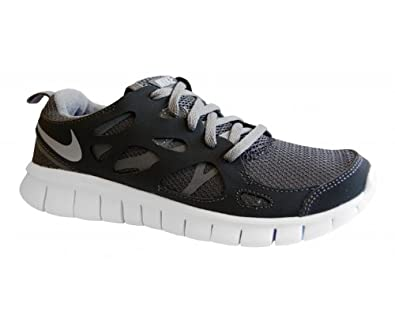 Nike Free Run 2.0 (GS) Unisex Running Trainers: Size: UK_4.5