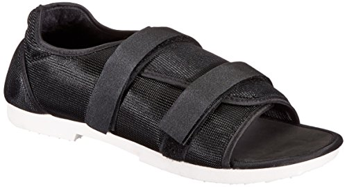 Procare 79-81138 Medical/Surgical Shoe, Men's, X-Large, Black ()