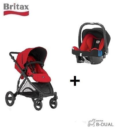 Britax B-Dual Versatile - Carrito (incluye silla de coche ...
