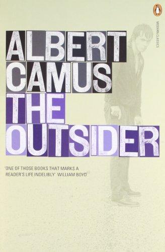 Modern Classics Outsider (Penguin Modern Classics)