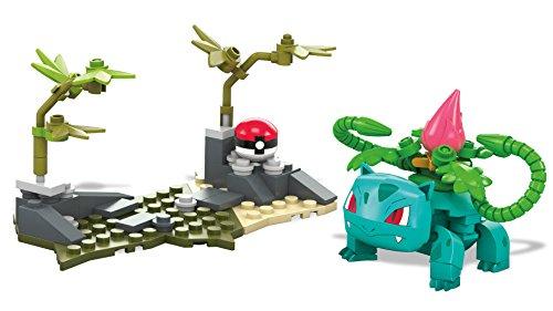 Mega Construx Pokemon Ivysaur Pack