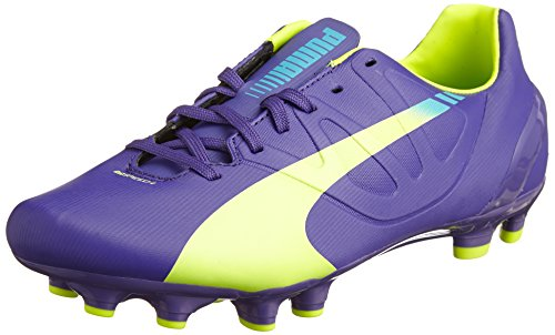 4 Football Chaussures Fg Violet De prismviolet blue Evospeed Homme Puma 3 yellow AwaYf