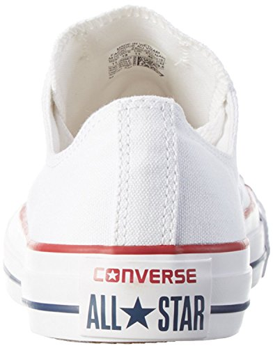 Converse All Star Chuck Taylor Optical White Lo Top White 10 B (m) Us Women / 8 D (m) Us