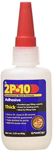 FastCap Solo Thick Adhesive Refill (2.25 Ounces) ()