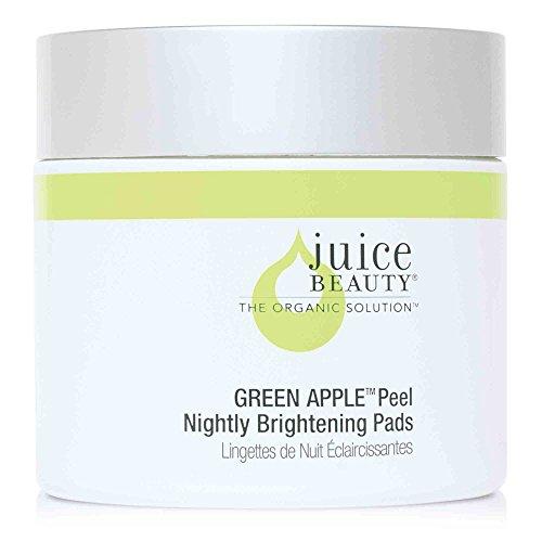 Juice Beauty Green Apple Peel Nightly Brightening Pads (Beauty Apple Cane Juice)