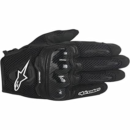 Alpinestar Motorcycle Gloves >> Amazon Com Alpinestars Smx 1 Air Mens Motorcycle Gloves Black