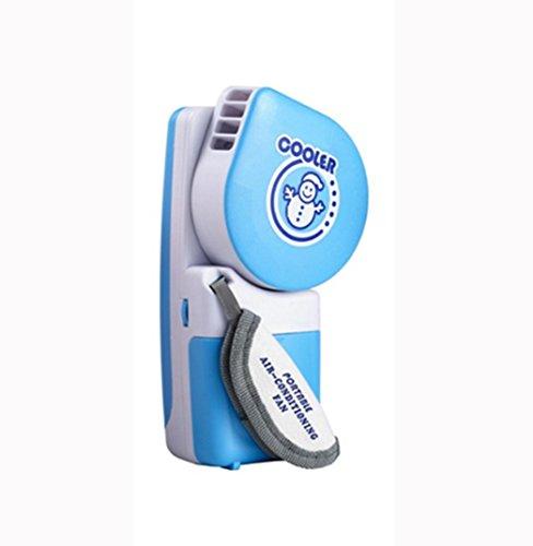 Ikevan 2018 Snowman Air Conditioner Fan USB Palm Mini Fan Mini Leafless Fan (B) by Ikevan_Fan
