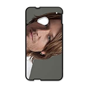Happy Keith Urban Cell Phone Case for HTC One M7