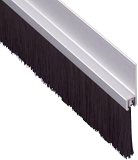 Pemko Door Bottom Sweep Clear Anodized Aluminum with 0.375\