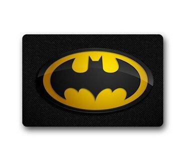 Custom Batman Door Mat Machine-washable Outdoor/Indoor Doormat Lovely house-ag