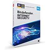 Bitdefender Internet Security - 1 Device   1 year Subscription   PC Activation Code by Mail