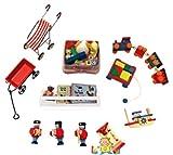 : Melissa & Doug Deluxe Doll-House Nursery Room Accessories