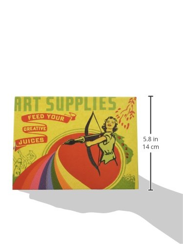 Cadeau Maestro Boite en M/étal Art Supplies