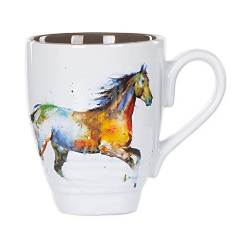 horse coffee mug - 2