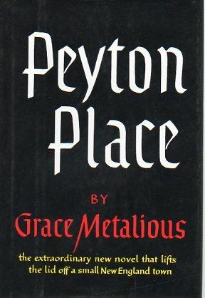 Peyton Place: Metalious, Grace: Amazon.com: Books