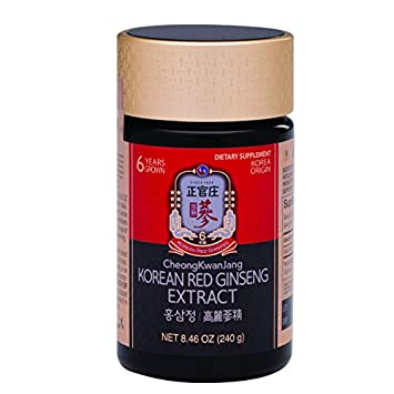 KGC Red Ginseng Extract, 8.46 oz 240 Gram