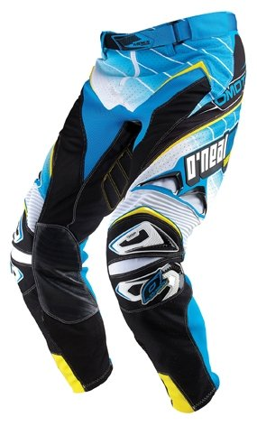 Vented Motocross Pants - 5