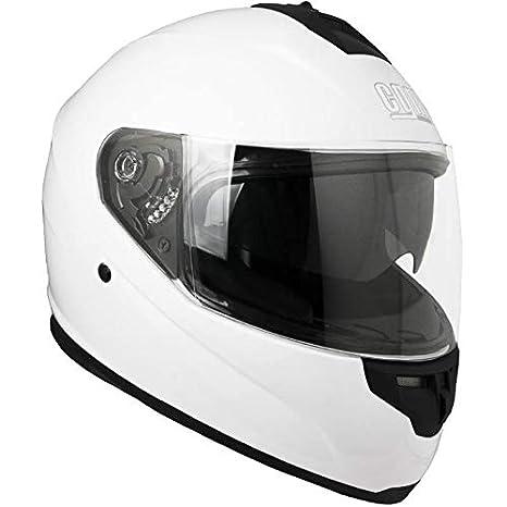 CGM Casco integrale 315G LION Bianco S