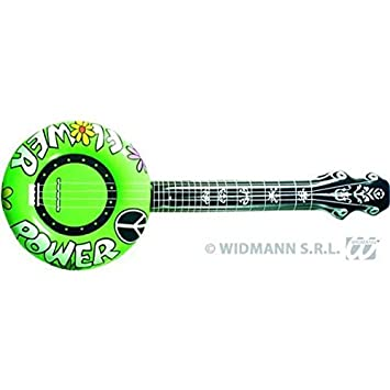 Inflatable hippy banjo (accesorio de disfraz): Amazon.es: Juguetes ...
