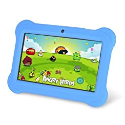 Orbo Jr. 4GB Android 4.4 Wi-Fi Tablet PC w/Beautiful 7\