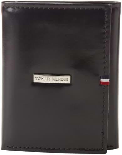 Tommy Hilfiger Men's Credit Card Trifold Wallet