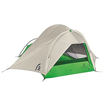 Sierra Designs Nightwatch 2 Three-Season Tent (SD Tan/SD Green)
