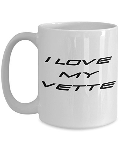 Chevy Corvette Vintage Car Mug Favourite, Being Stingray, for sale  Delivered anywhere in Canada