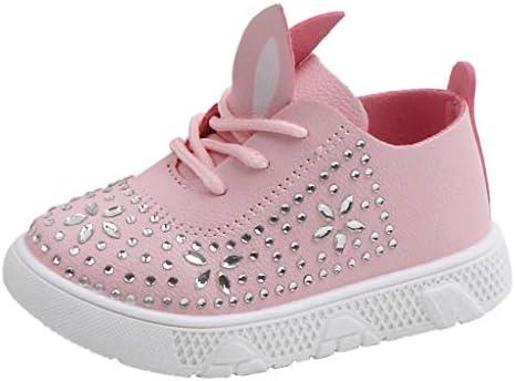 어린이 복장 신발 샌들 스 니 커 즈 여자 키즈 신발 미끄럼 방지 포 멀 구두 정장 구두 베이비 ススシュ?ズ 프린세스 슈즈 스 팽 글 반짝이 춤 신발 소녀 출산 축 하 생일 통 다니는 여행 Sakura nbo / Kids Formal Shoes Sandals Sneakers Girls Ki...