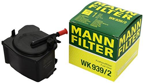 Mann Hummel WK 939/2 Original Filtro de Combustible, Para automoviles
