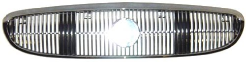 OE Replacement Buick Century Grille Assembly (Partslink Number GM1200405)