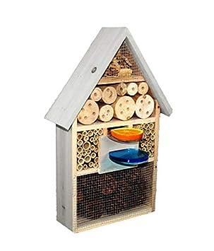 diversifié dans l'emballage ventes spéciales Hôtel à insectes avec abreuvoir et mangeoire sD, mangeoire ...