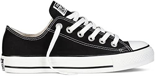 Converse Unisex Chuck Taylor All Star Low Top Sneakers Black
